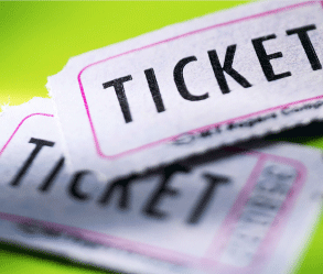 E-Ticket volwassenen